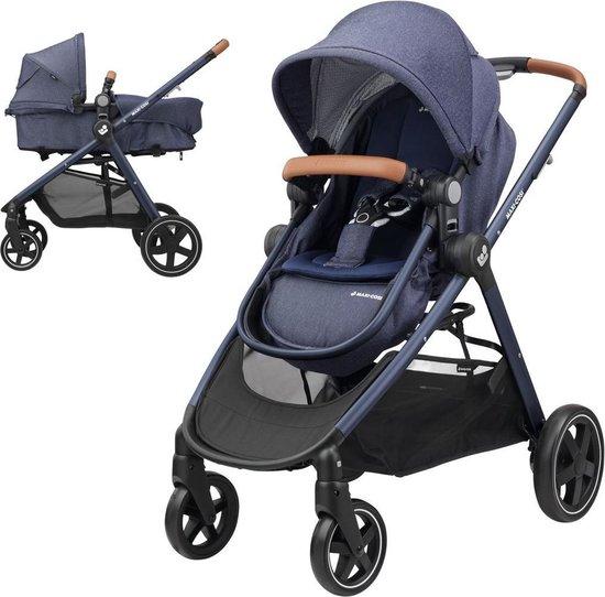 Maxi Cosi Zelia Kinderwagen - Sparkling Blue
