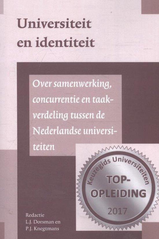 Universiteit & Samenleving 14 - Universiteit en identiteit - none  