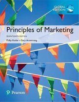 Boek cover Principles of Marketing plus Pearson MyLab Marketing with Pearson eText, Global Edition van Dr. Philip T. Kotler (Onbekend)