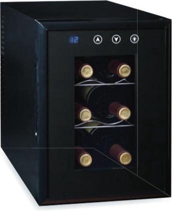 Koelkast: Ardes 5106V - Wijnkoelkast - 6 flessen, van het merk Ardes