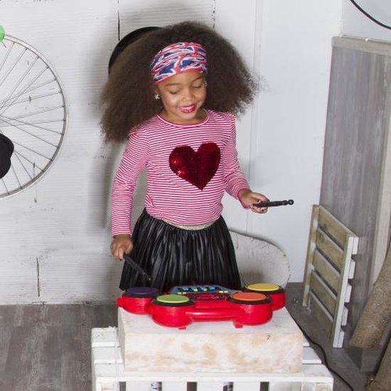 Imaginarium Electro Drum - Elektronisch Drumstel voor Kinderen met Geluidseffecten - Inclusief Batterijen - Imaginarium