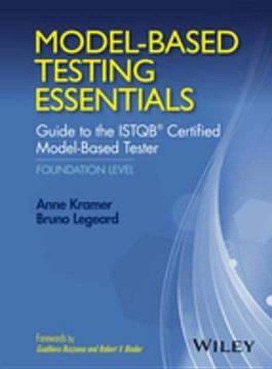 Model-Based Testing Essentials - Guide to the ISTQB Certified Model-Based Tester