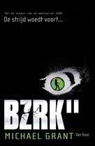 Boek cover BZRK II van Michael Grant