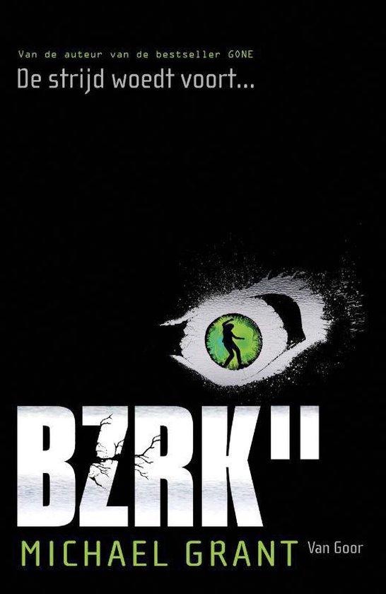 BZRK II - Michael Grant |