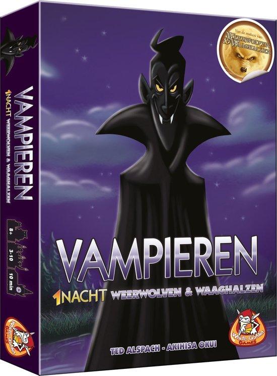 Afbeelding van het spel 1 Nacht Weerwolven & Waaghalzen: Vampiers