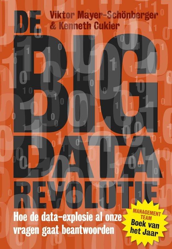 De big data-revolutie - Kenneth Cukier |