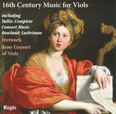 Music For Viols 16.Century