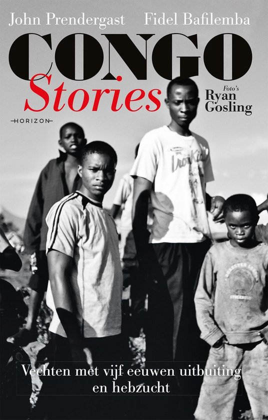 Congo Stories - John Prendergast |