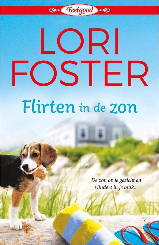 Flirten in de zon - Lori Foster |