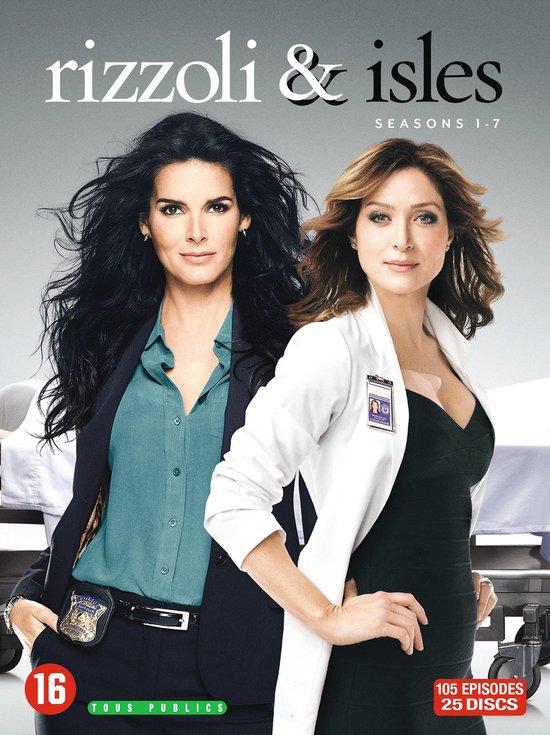 Rizzoli & Isles - Seizoen 1 t/m 7 (Complete tv-serie)