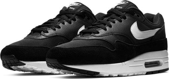 Nike Air Max 1 Sneakers Maat 46 Mannen zwartwit