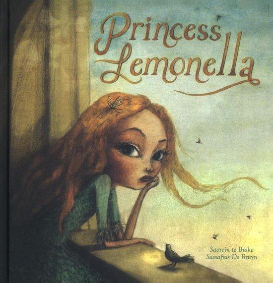 Boek cover Princess Lemonella van Saarein Te Brake (Hardcover)