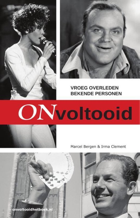 Onvoltooid - Marcel Bergen |