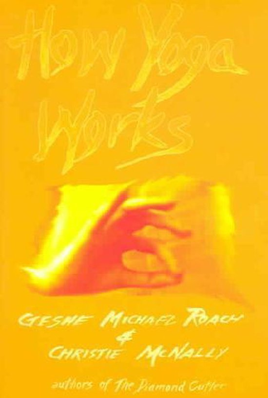 Boek cover How Yoga Works van Geshe Michael Roach (Paperback)