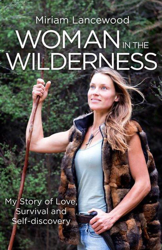 Boek cover Woman in the Wilderness van Miriam Lancewood (Onbekend)