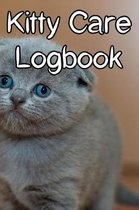 Kitty Care Logbook