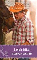 Cowboy On Call (Mills & Boon Heartwarming) (Kansas Cowboys, Book 3)