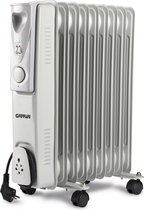 Ferrari G60009 electrische verwarming Olie elektrisch verwarmingstoestel Binnen Wit 2000 W