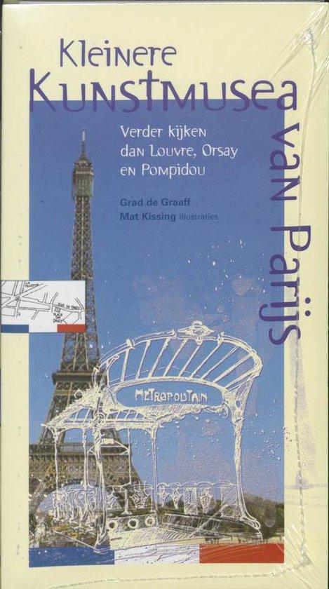 Cover van het boek 'Kleinere kunstmusea van Parijs'