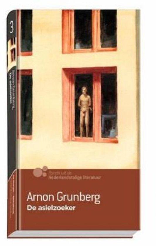 De morgen-bibliotheek 3: de asielzoeker - Arnon Grunberg |