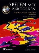 Spelen Met Akkoorden Deel 1 - methode voor piano, keyboard en synthesizer