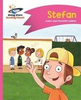 Reading Planet - Stefan - Pink B