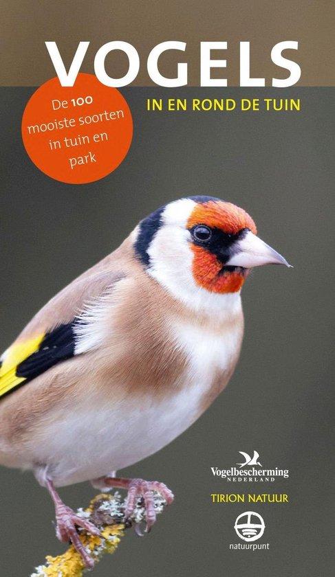 Vogels in en rond de tuin - Helga Hofmann  