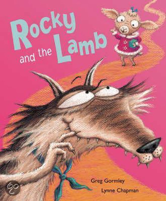 Boek cover Rocky and the Lamb van L Chapman (Paperback)