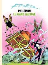 Omslag Philémon - tome 03 - Le piano sauvage