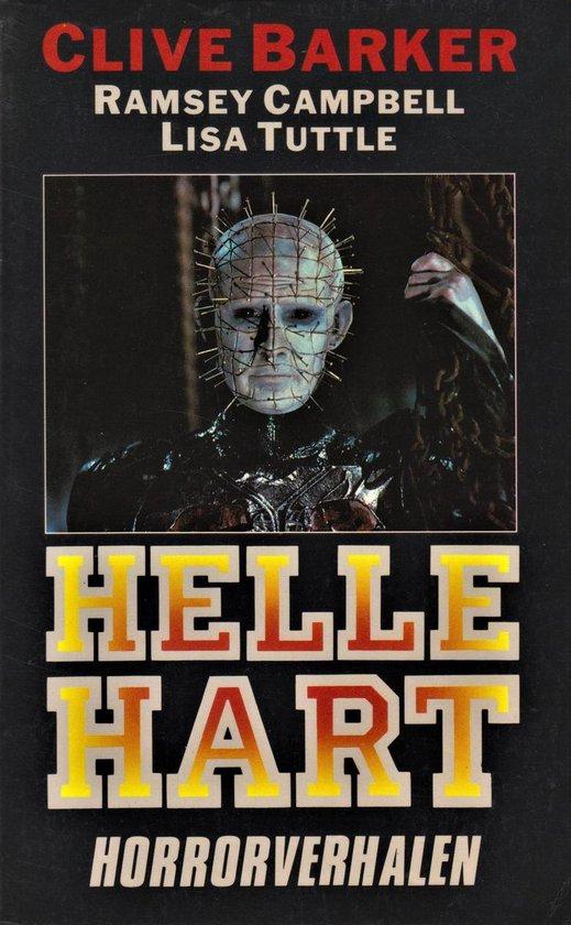 Hellehart - Clive Barker |