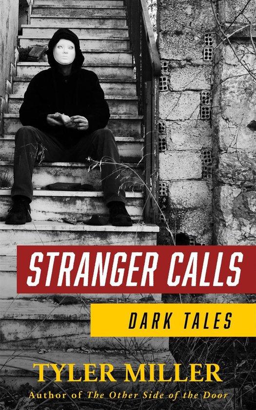 Omslag van Stranger Calls: Dark Tales