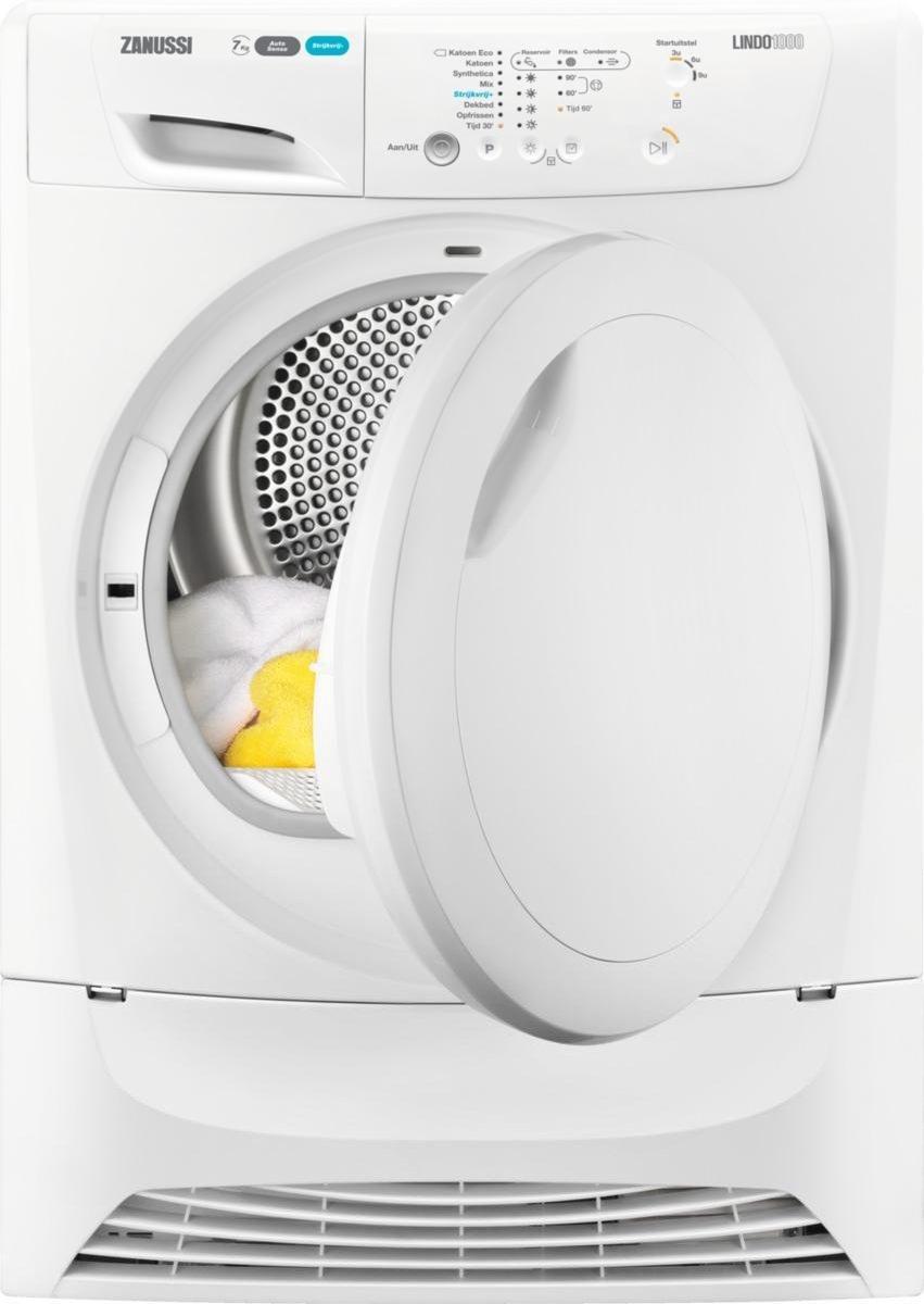 Zanussi ZDH7300NW – Warmtepompdroger