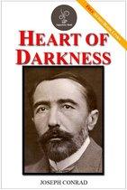 Boek cover Heart Of Darkness - (FREE Audiobook Links!) van Joseph Conrad