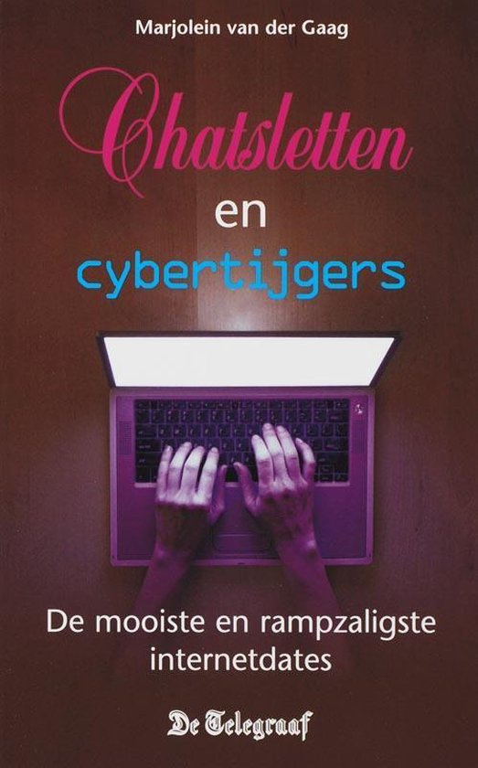 Cover van het boek 'Chatsletten en cybertijgers'
