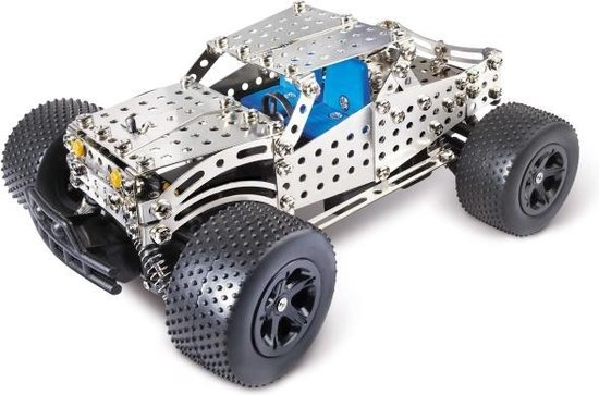Eitech Bouwdoos - Metaal Jeep - RC Auto