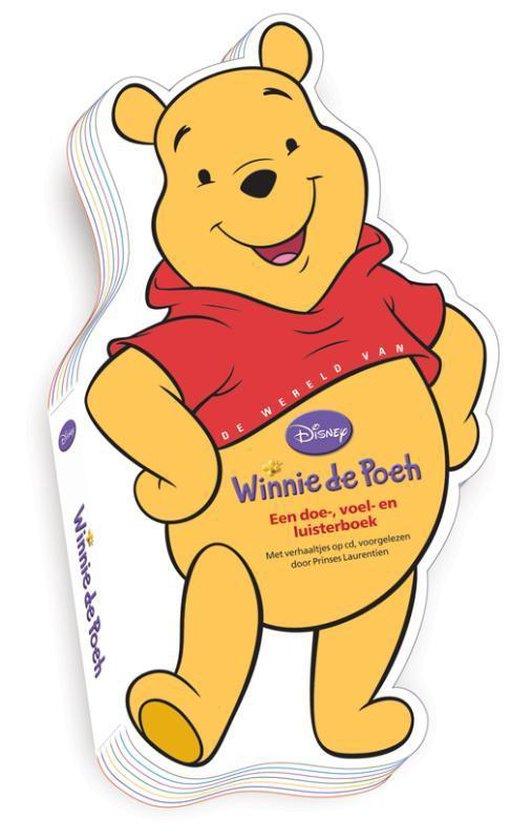 Winnie de Poeh. Een doe-, voel- en luisterboek