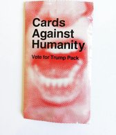 Cards against Humanity Vote for Trump Pack