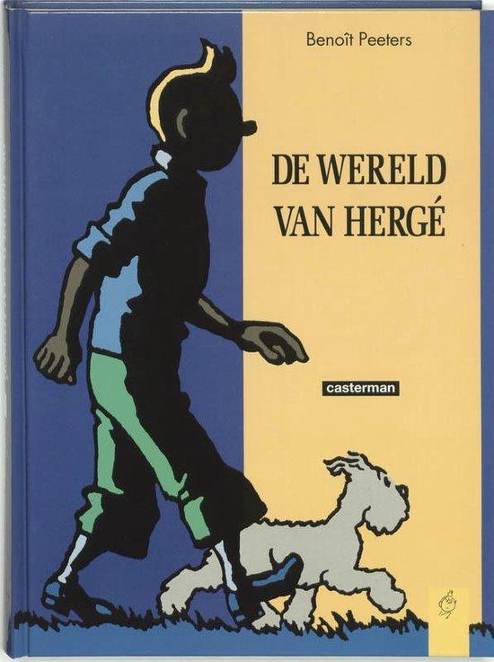 Kuifje diversen De wereld van Hergé - Hergé |
