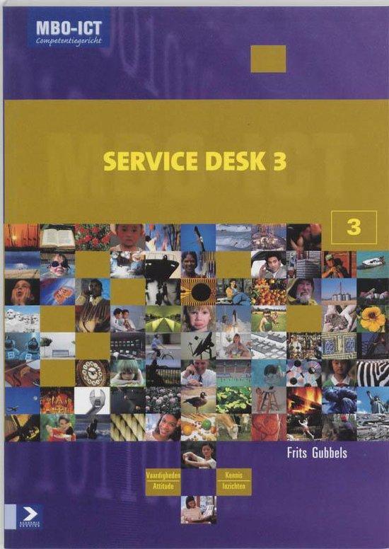 MBO-ICT Servicedesk 3 - F. Gubbels  