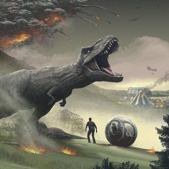 Jurassic World: Fallen Kingdom (2LP)