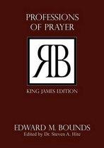 Professions of Prayer