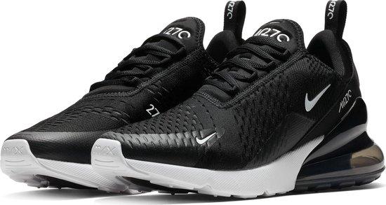 Nike Air Max 270 Sneaker Dames Sneakers - Maat 40 - Vrouwen - zwart/wit