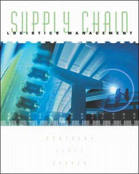 Boek cover Supply Chain Logistics Management van Donald Bowersox (Paperback)