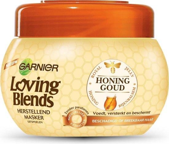 Garnier Loving Blends Honinggoud Haarmasker - 300 ml