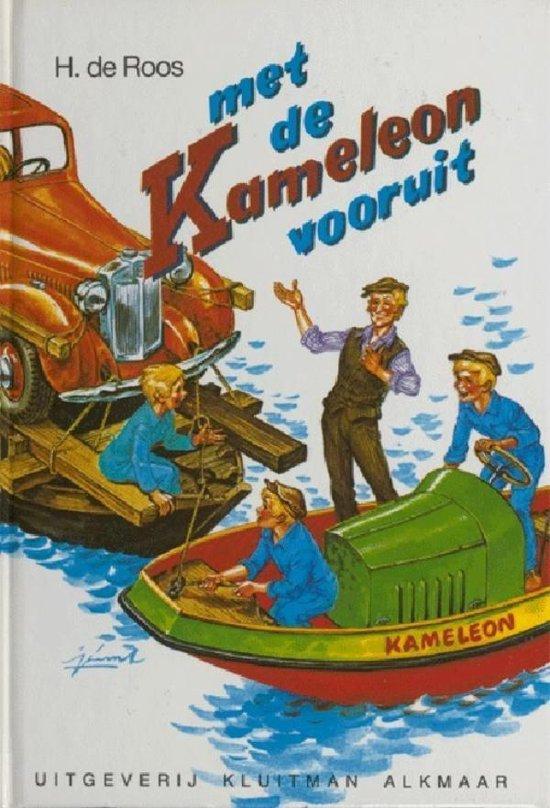 Kameleon 34 - Met de Kameleon vooruit - H De Roos pdf epub