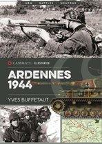 Boek cover Ardennes 1944 van Yves Buffetaut (Paperback)