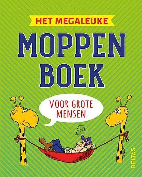 Het megaleuke moppenboek - Greet Bauweleers |