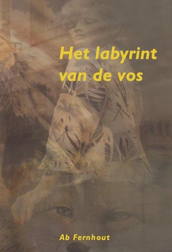 Cover van het boek 'Het labyrint van de vos'