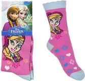 Frozen Kindersokken - Anna (Roze)Disney