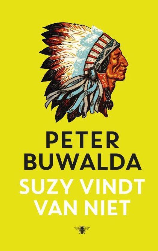 Suzy vindt van niet - Peter Buwalda pdf epub